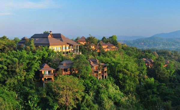 Chiang Rai: Katiliya Mountain Resort