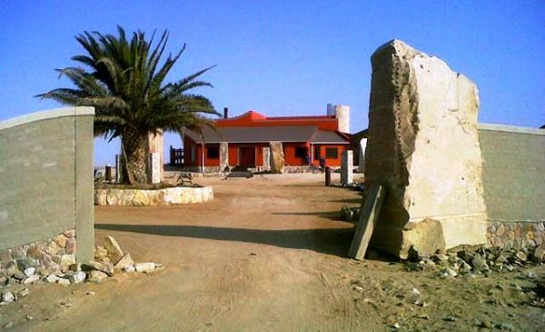 Swakopmund: Desert Breeze Lodge