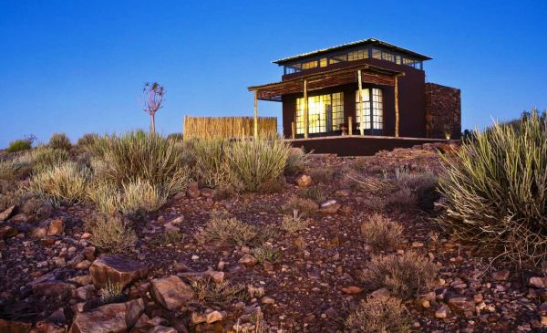 Fish River Canyon: Fish River Lodge