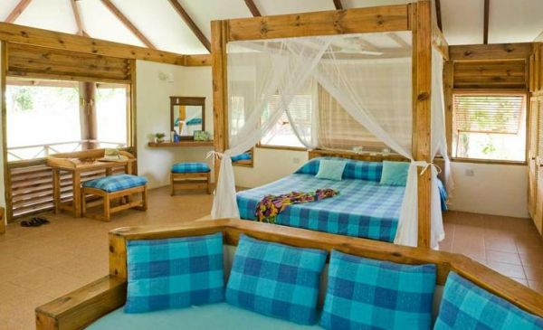 Bird Island: Bird Island Lodge
