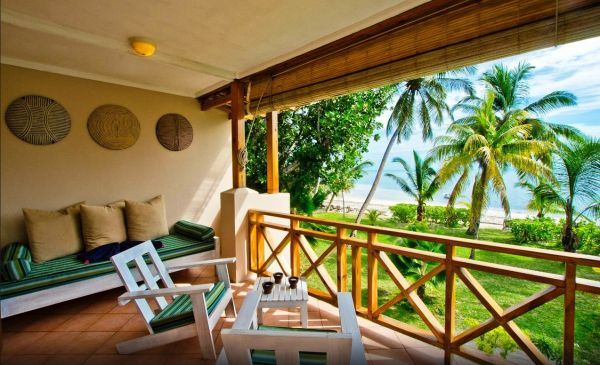 Praslin: Indian Ocean Lodge