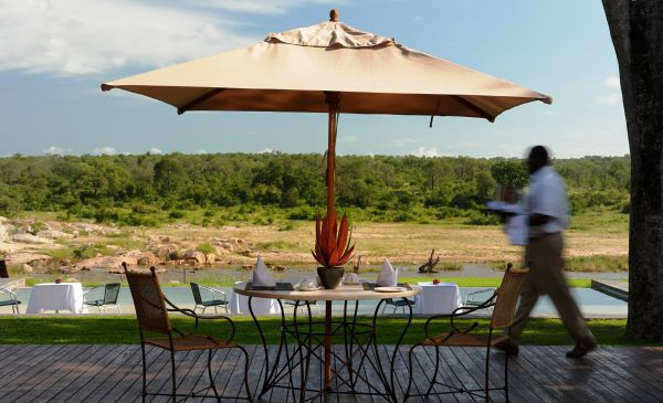 Kruger: Mjejane River Lodge
