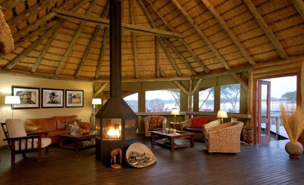Waterberg: Frans Indongo Lodge