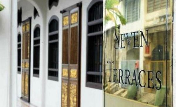 Georgetown: Seven Terraces