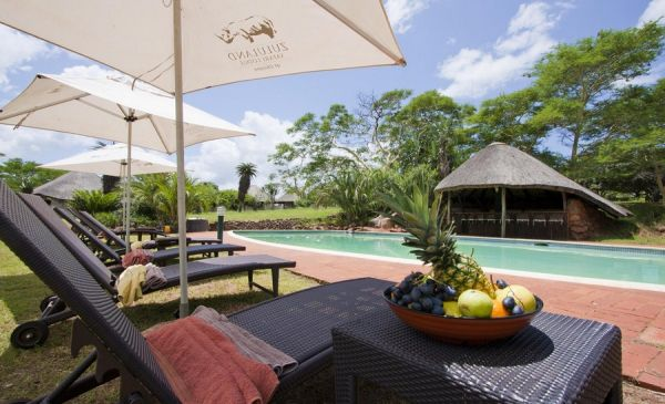 Hluhluwe: Zululand Safari Lodge