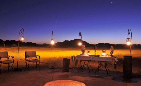 Sossusvlei: Le Mirage Desert Lodge & Spa