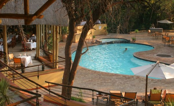 Kasane: Chobe Safari Lodge
