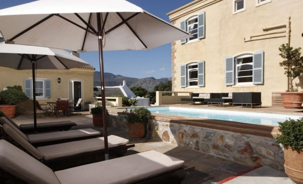 Hermanus: Auberge Burgundy