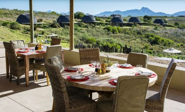 Mossel Bay: Gondwana Kwena Lodge