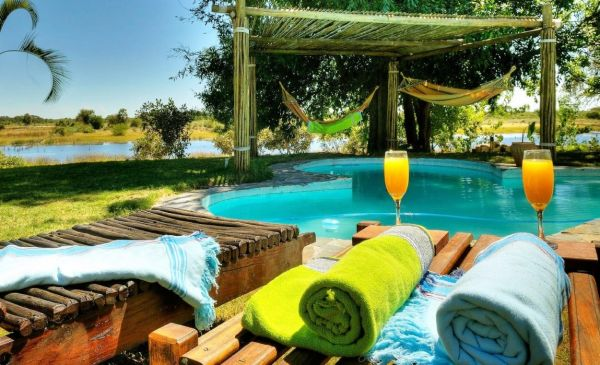 Maun: Thamalakane River Lodge