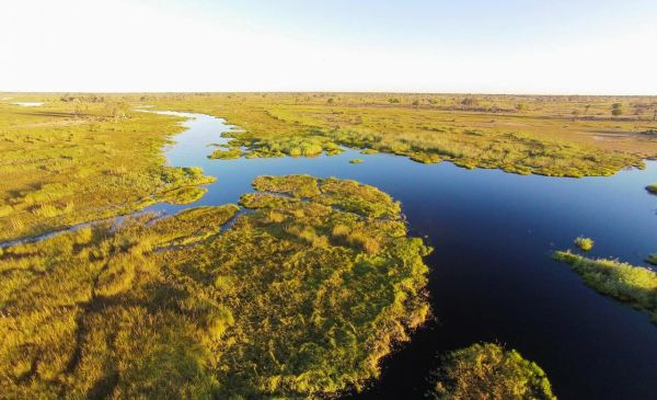 Okavango Delta: Moremi Crossing Camp