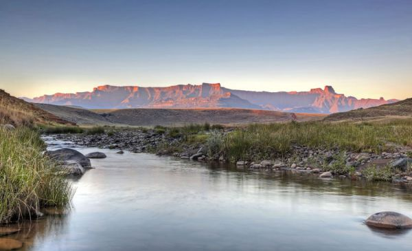 Drakensbergen: The Cavern Resort