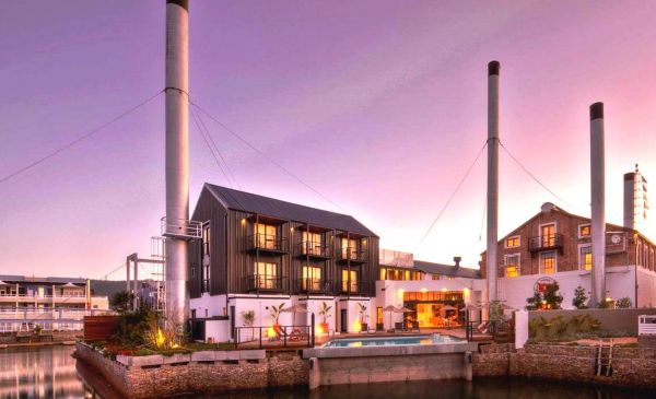 Knysna: The Turbine Boutique Hotel