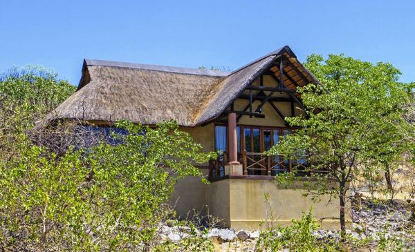 Etosha Zuid: Epacha Game Lodge