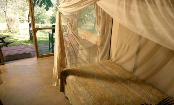 Victoria Watervallen: Maramba River Lodge