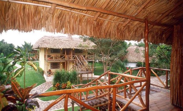 Calakmul: Chicanna Ecovillage