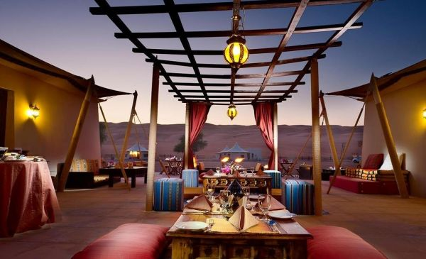Sharqiyah woestijn: Desert Nights Camp