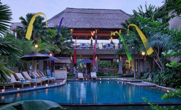 Ubud: The Sankara Resort