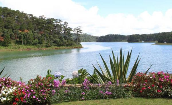 Dalat: Binh An Village Resort