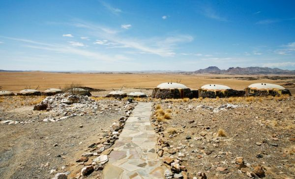 Namib Naukluft: Rostock Ritz Desert Lodge