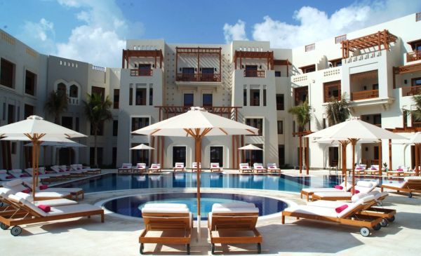 Jebel Sifah: Sifawy Boutique Hotel