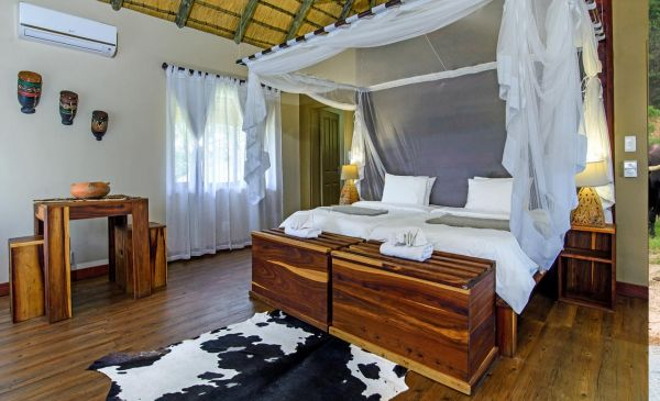 Rundu: Hakusembe River Lodge