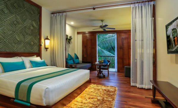 Siem Reap: Lotus Blanc Resort