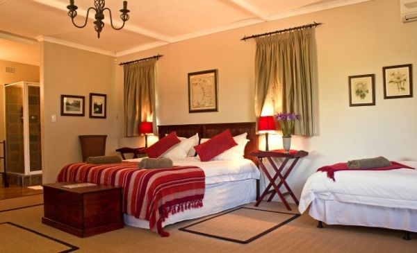 Addo: Gerald's Gift Guest House