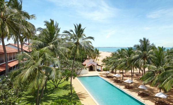 Negombo: Jetwing Beach