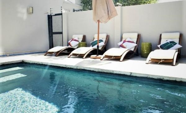 Kaapstad: Hippo Boutique Hotel