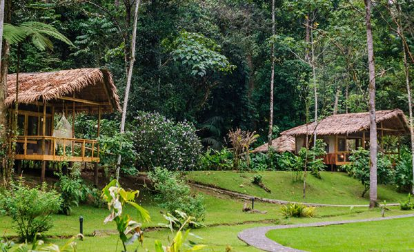 Turrialba: Pacuare Lodge