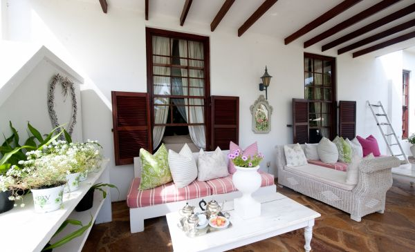 Plettenberg Bay: Lairds Lodge Country Estate