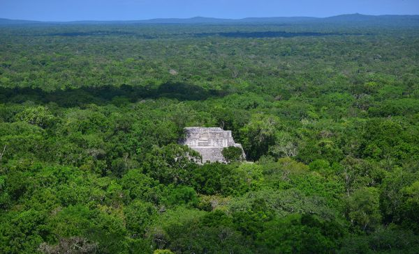 Calakmul - Chicanna Ecovillage