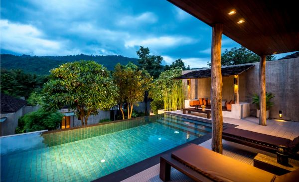 Khao Yai: Muthi Maya Forest Resort