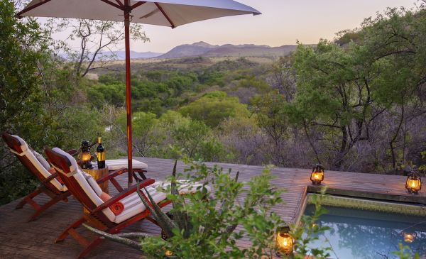 Nkomazi: Komati Tented Lodge