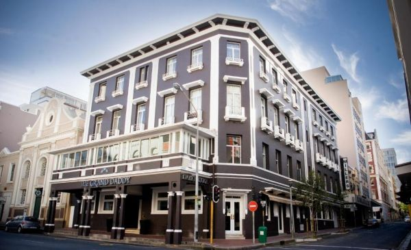 Kaapstad: Grand Daddy Hotel