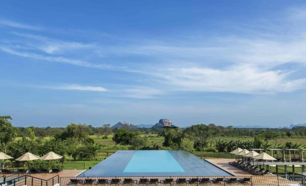 Sigiriya: Aliya Resort & Spa