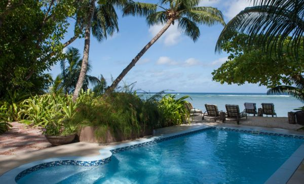 La Digue: Le Repaire Boutique Hotel