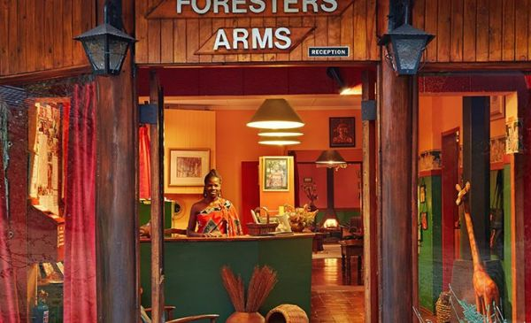 Swaziland: Forester Arms