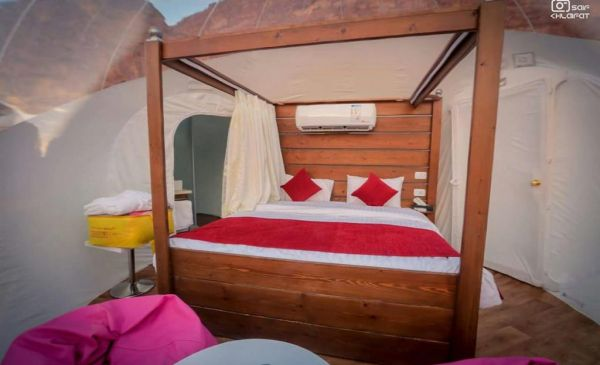 Wadi Rum: Night Luxury Camp