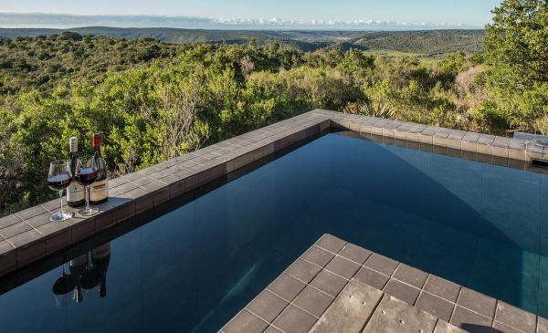 Addo: Kariega Game Reserve - Ukhozi Lodge