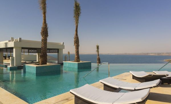 Dode Zee: Hilton Dead Sea Resort