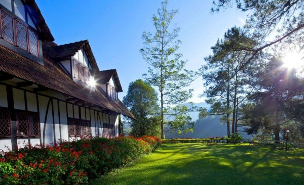 Cameron Highlands: The Lakehouse Hotel