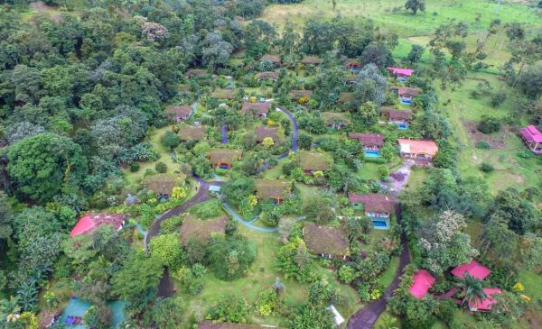 Arenal: Mountain Paradise Hotel