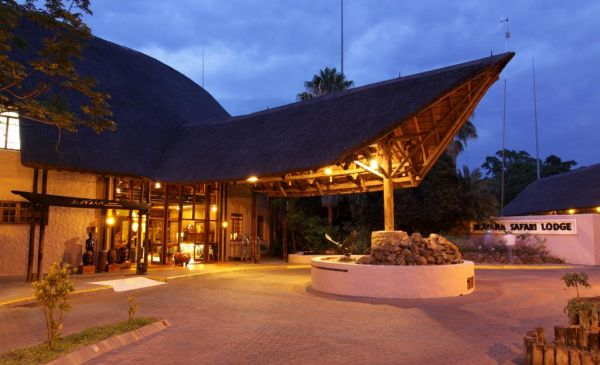 Kasane: Cresta Mowana Safari Lodge