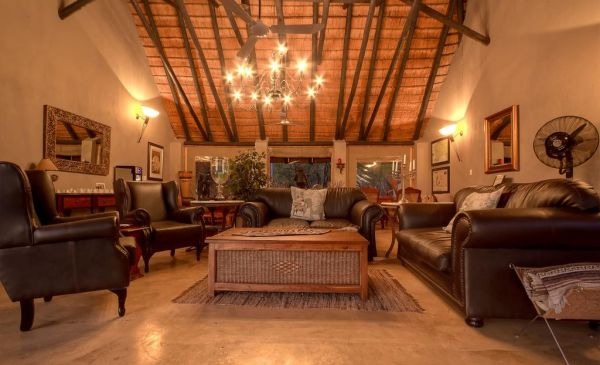 Marloth Park: Mvuradona Safari Lodge
